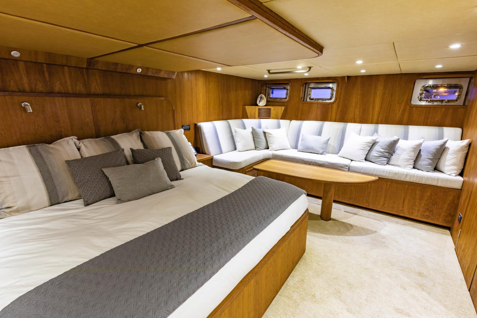 GlassTech-Expedition Yacht 2018-Reset Stuart-Florida-United States-Master Stateroom-1568697 | Thumbnail