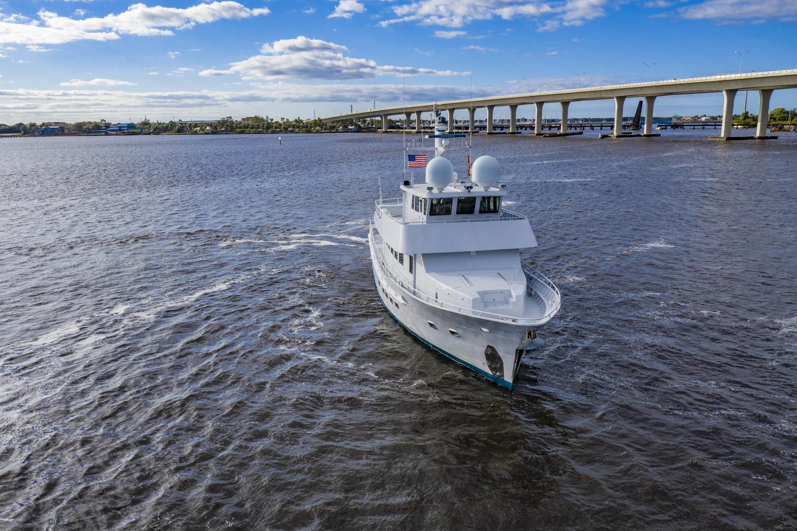 GlassTech-Expedition Yacht 2018-Reset Stuart-Florida-United States-Profile-1568545 | Thumbnail