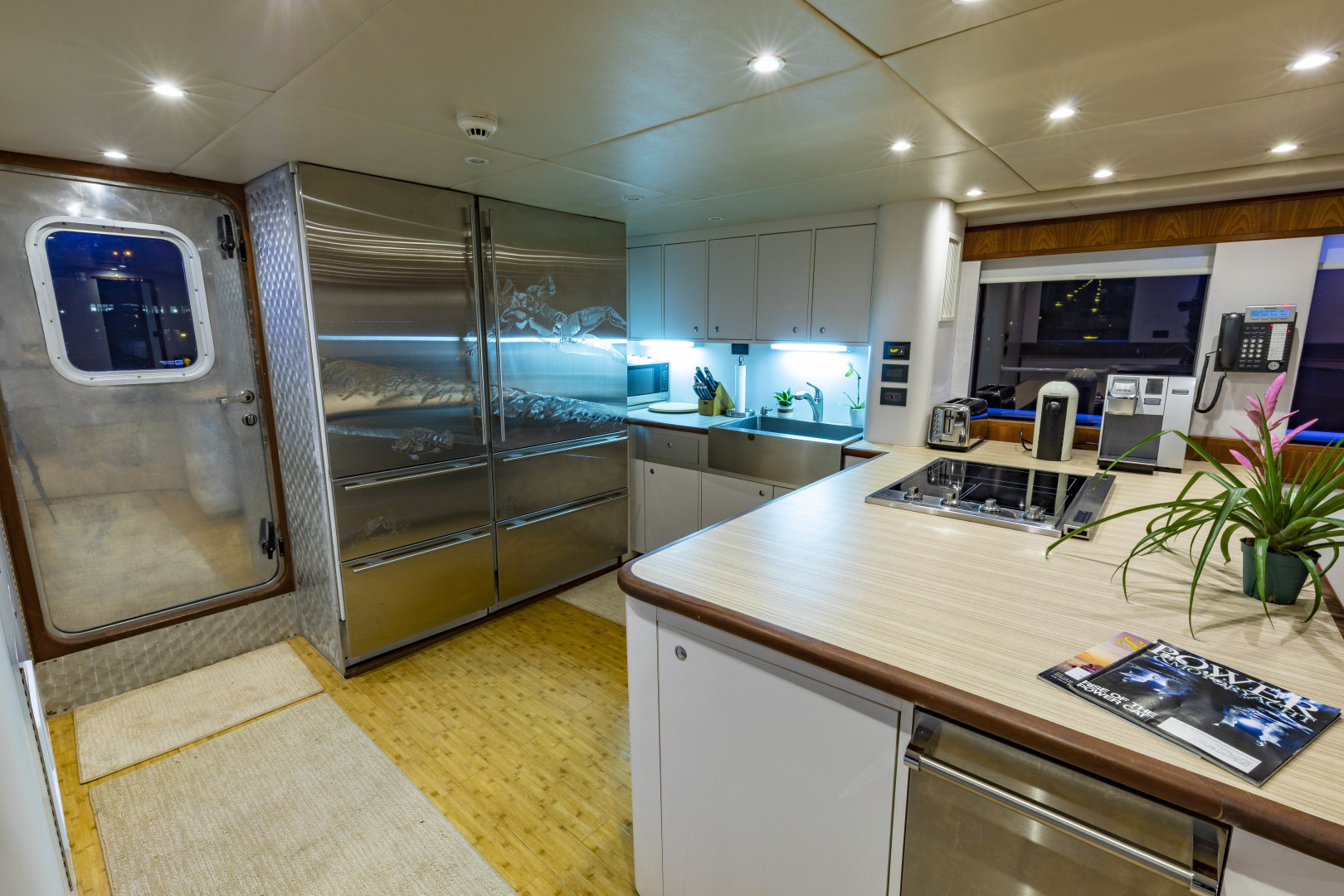 GlassTech-Expedition Yacht 2018-Reset Stuart-Florida-United States-Galley-1568670 | Thumbnail