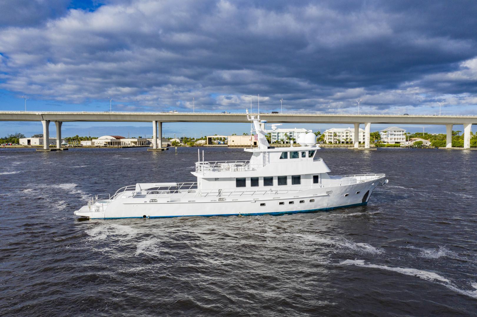 GlassTech-Expedition Yacht 2018-Reset Stuart-Florida-United States-Profile-1568542 | Thumbnail