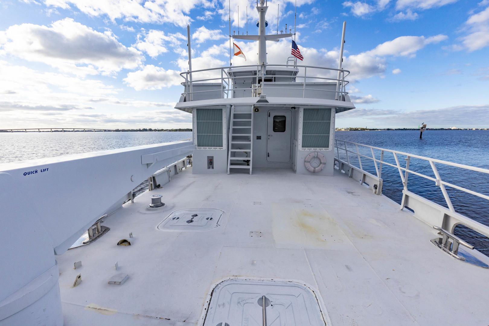 GlassTech-Expedition Yacht 2018-Reset Stuart-Florida-United States-Main Deck-1568563 | Thumbnail