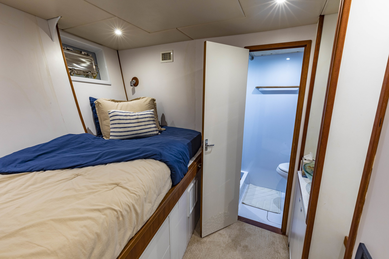 GlassTech-Expedition Yacht 2018-Reset Stuart-Florida-United States-Stbd Guest Stateroom -1568702 | Thumbnail