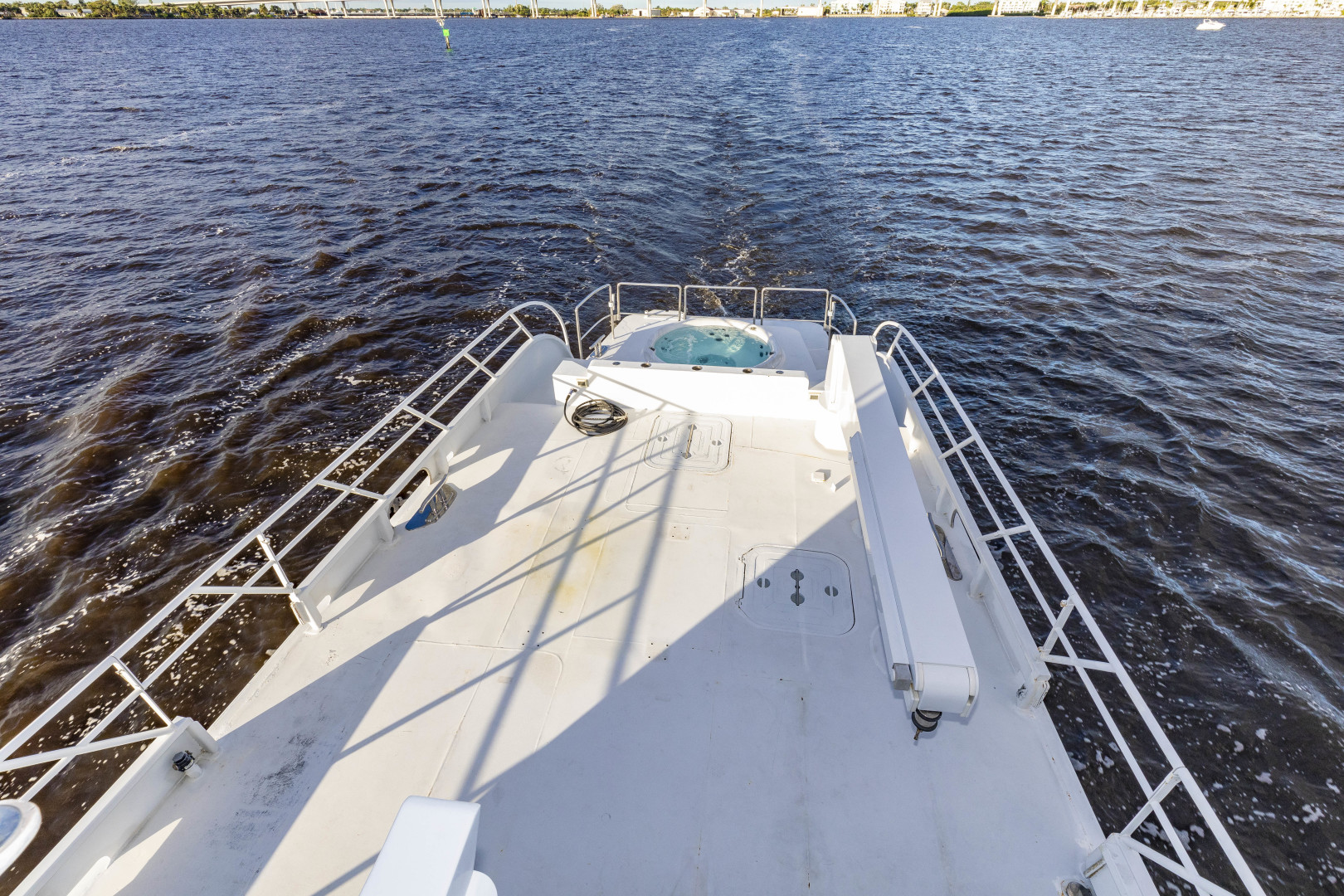 GlassTech-Expedition Yacht 2018-Reset Stuart-Florida-United States-Davit-1568643 | Thumbnail