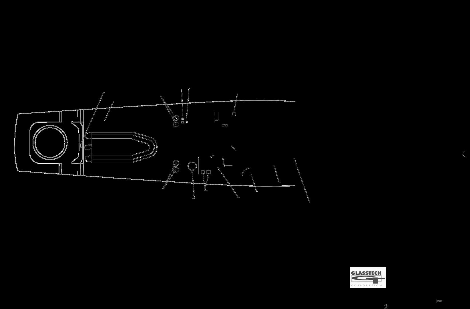 GlassTech 96 - Reset- General Arrangment