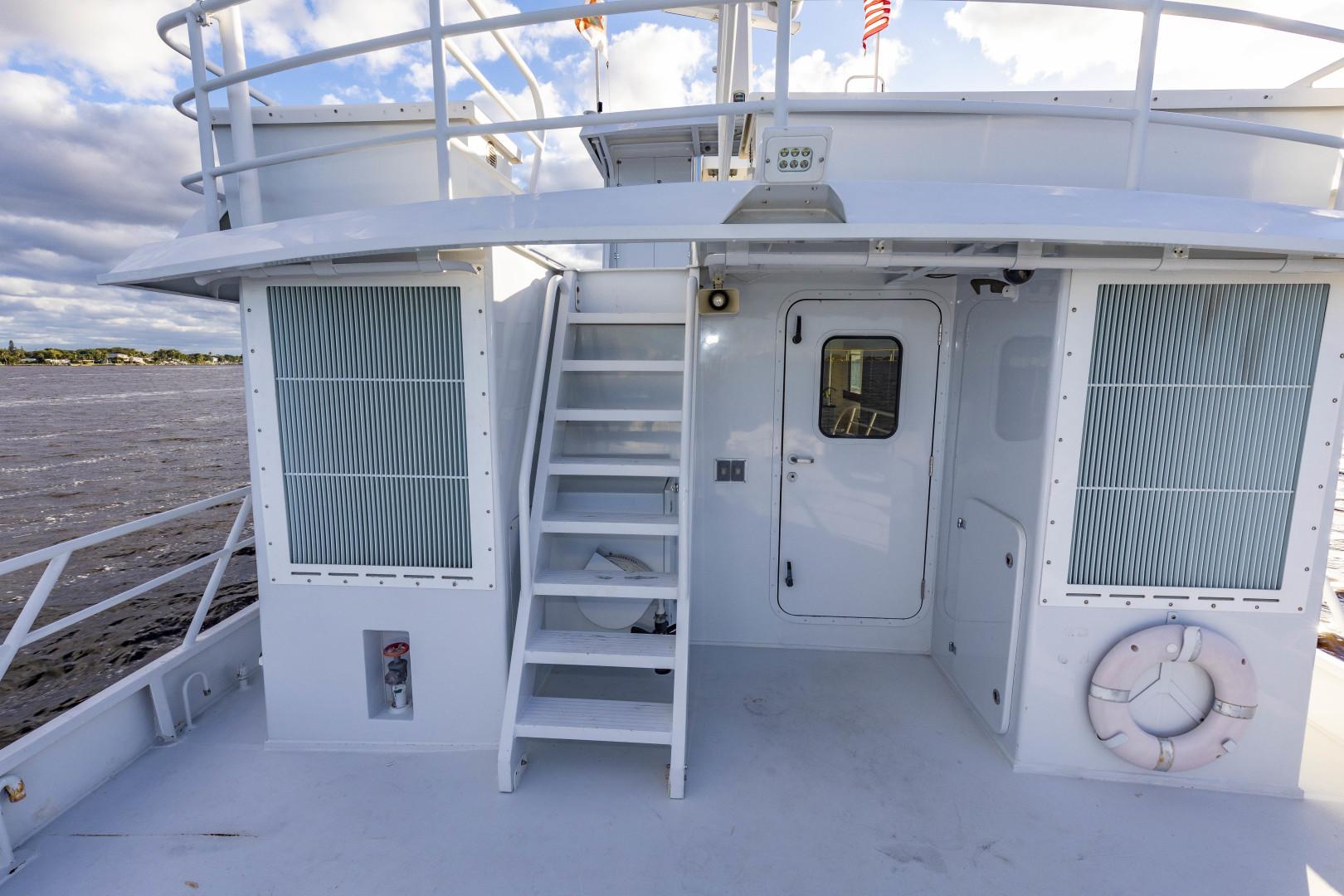GlassTech-Expedition Yacht 2018-Reset Stuart-Florida-United States-Wheelhouse-1568568 | Thumbnail