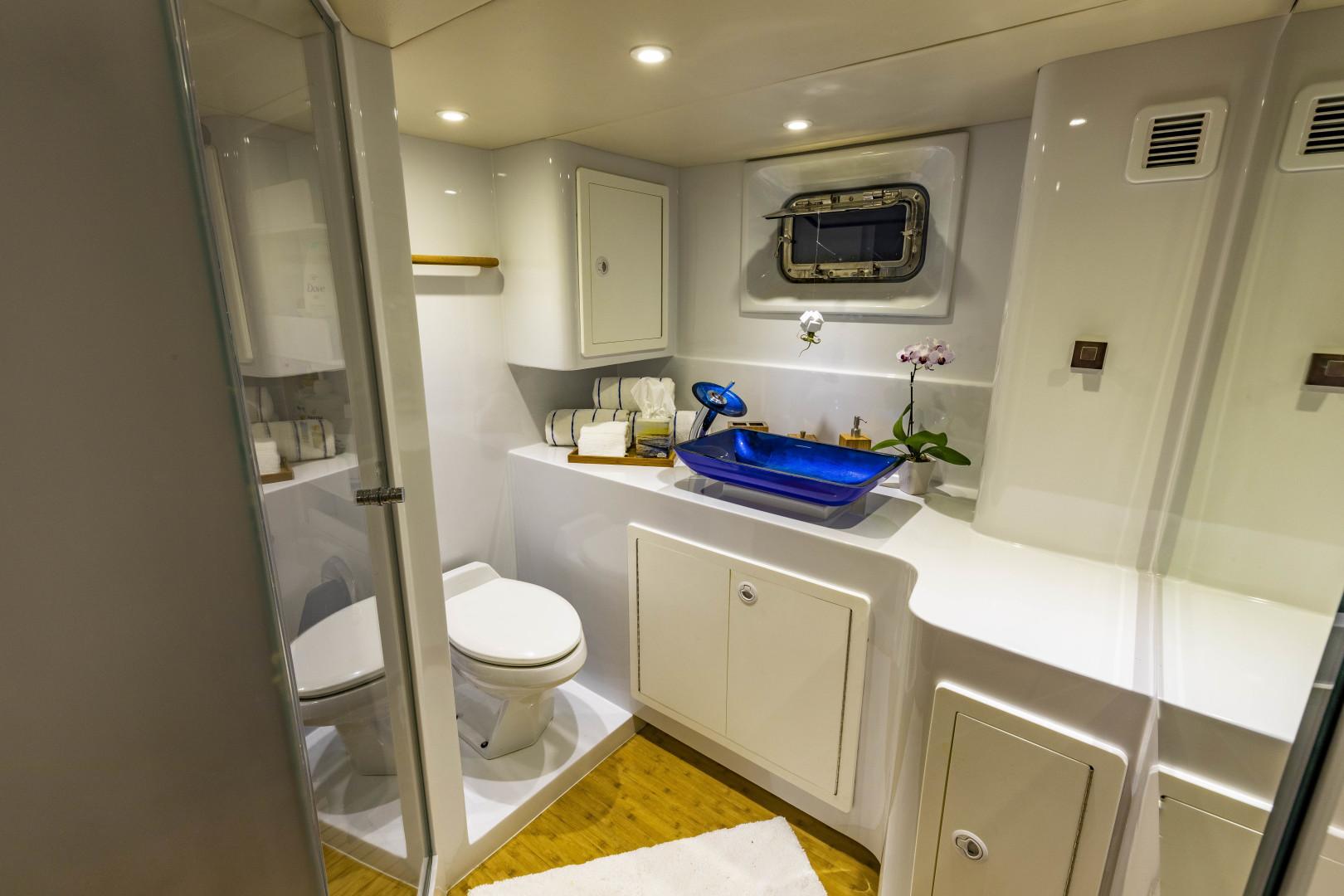 GlassTech-Expedition Yacht 2018-Reset Stuart-Florida-United States-Master Head-1568695 | Thumbnail