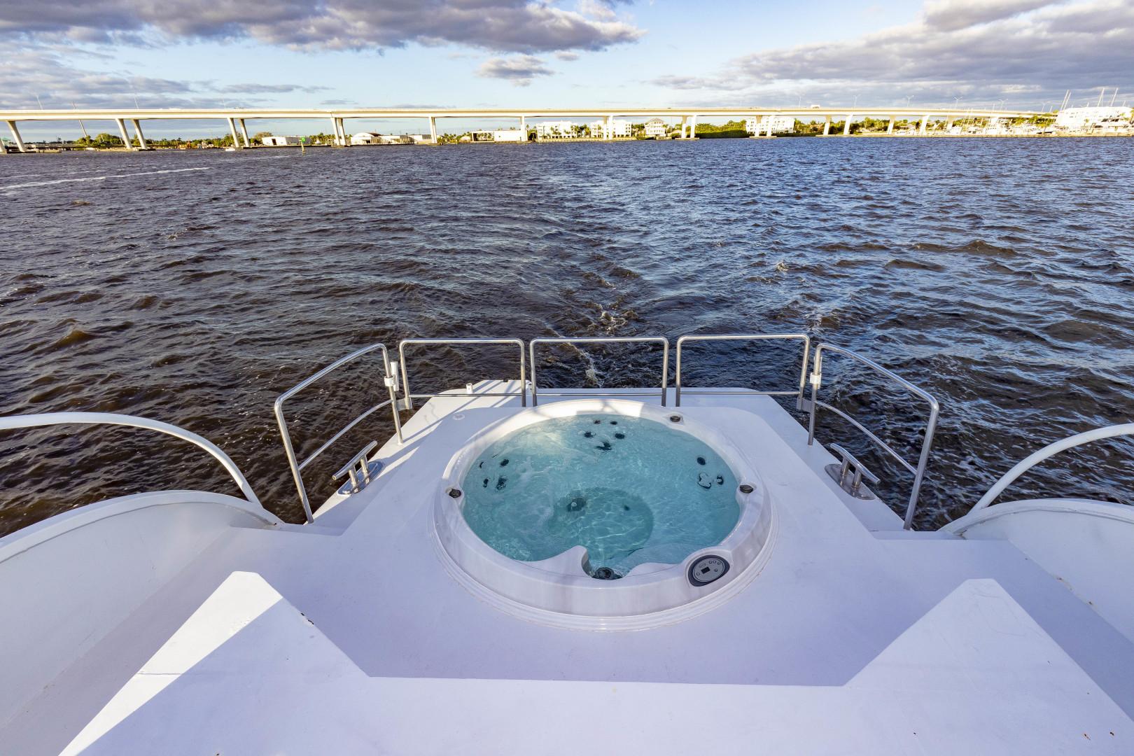 GlassTech-Expedition Yacht 2018-Reset Stuart-Florida-United States-Swim Deck-1568639 | Thumbnail