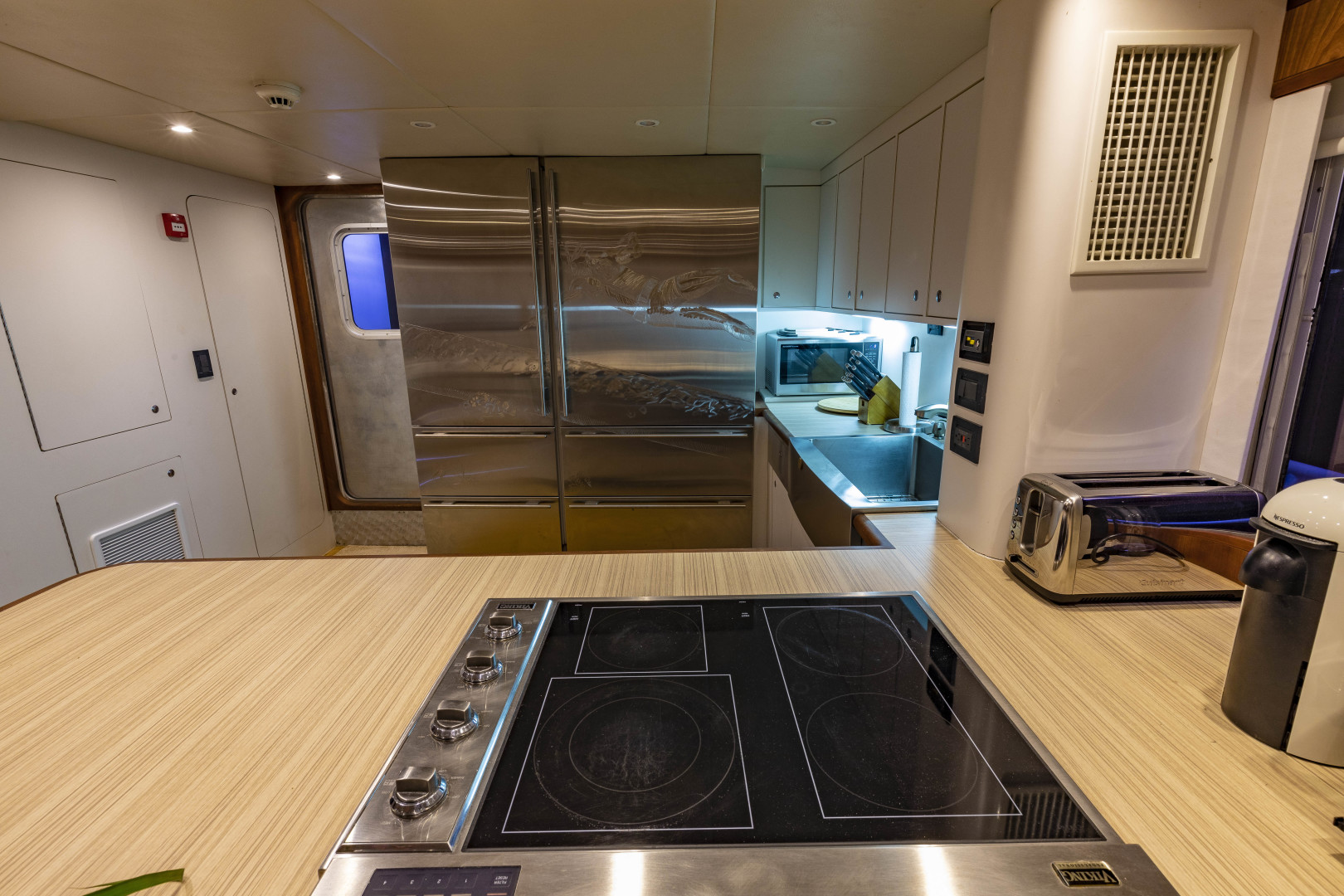 GlassTech-Expedition Yacht 2018-Reset Stuart-Florida-United States-Galley-1568676 | Thumbnail
