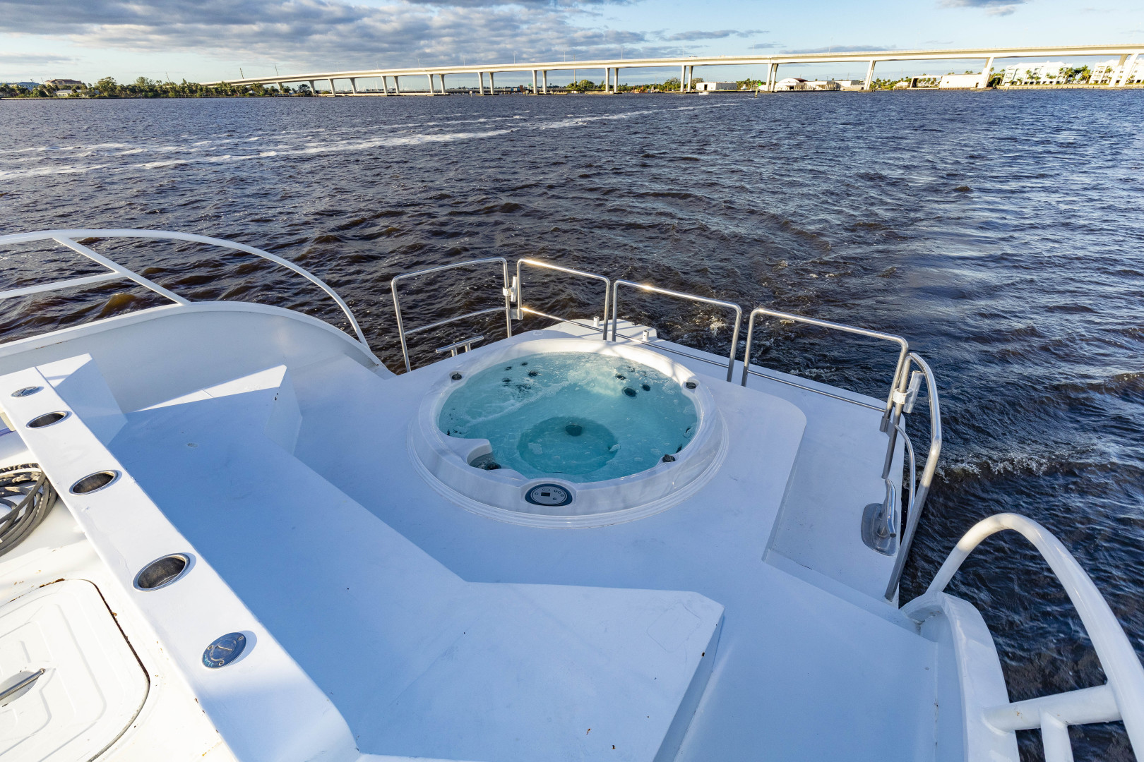 GlassTech-Expedition Yacht 2018-Reset Stuart-Florida-United States-Swim Deck-1568640 | Thumbnail