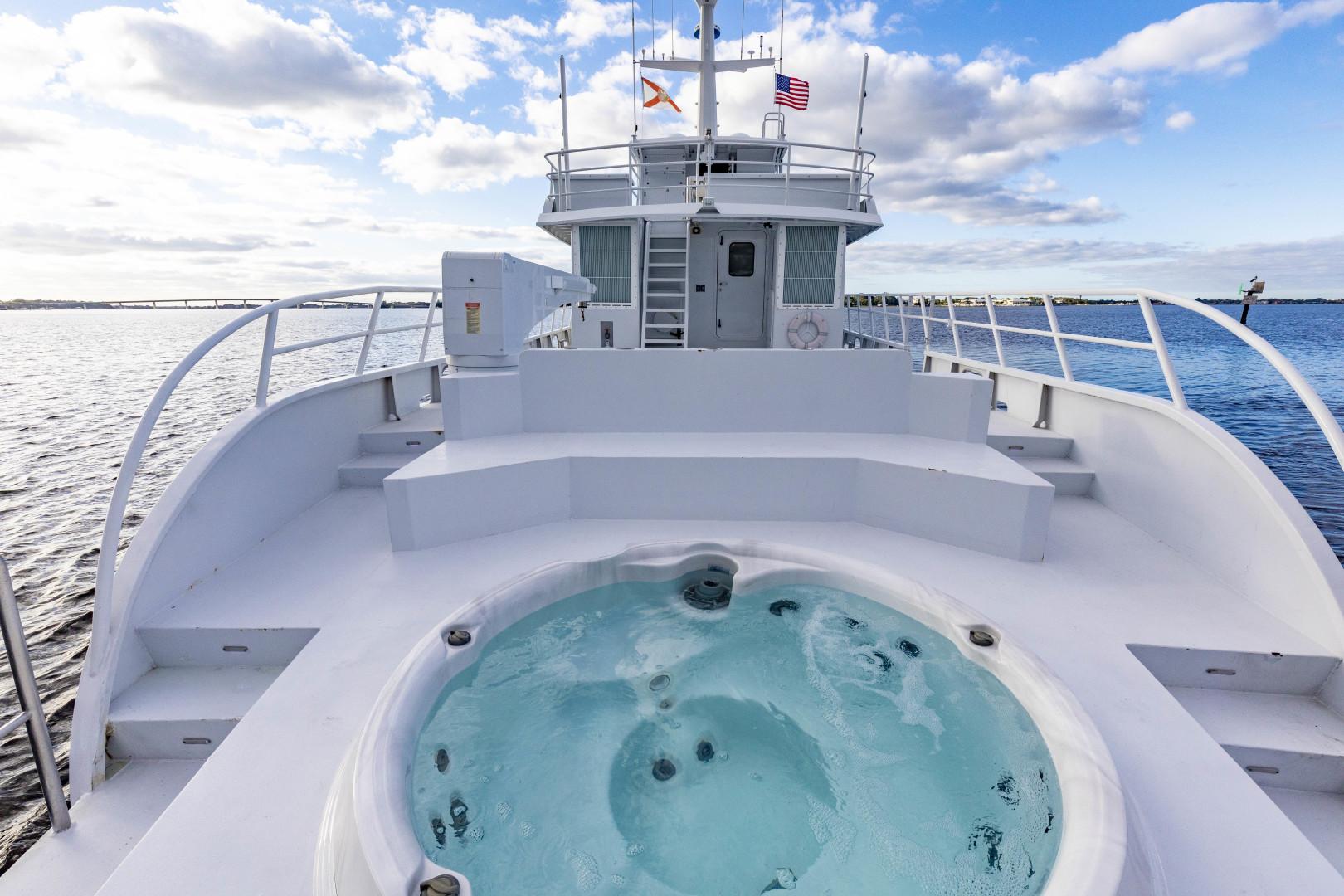 GlassTech-Expedition Yacht 2018-Reset Stuart-Florida-United States-Hot Tub-1568562 | Thumbnail