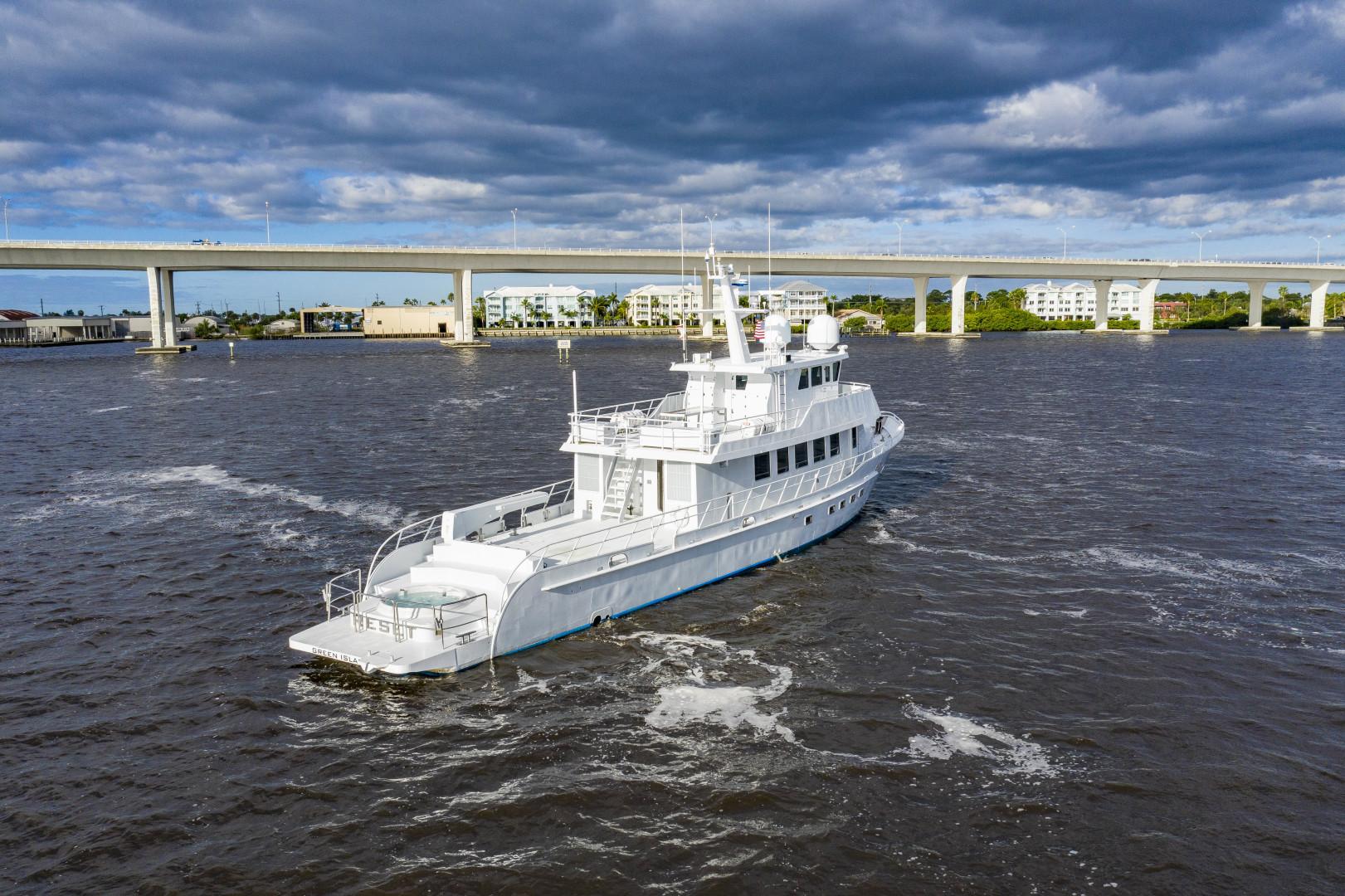 GlassTech-Expedition Yacht 2018-Reset Stuart-Florida-United States-Profile-1568538 | Thumbnail