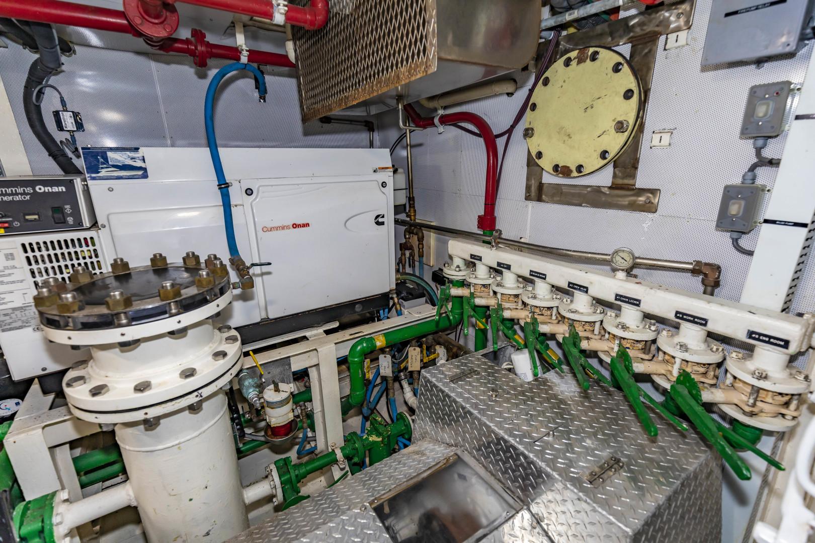 GlassTech-Expedition Yacht 2018-Reset Stuart-Florida-United States-Fuel Manifolds-1570482 | Thumbnail