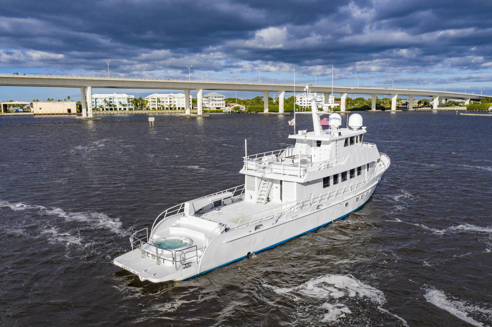 GlassTech-Expedition Yacht 2018-Reset Stuart-Florida-United States-Profile-1568540 | Thumbnail
