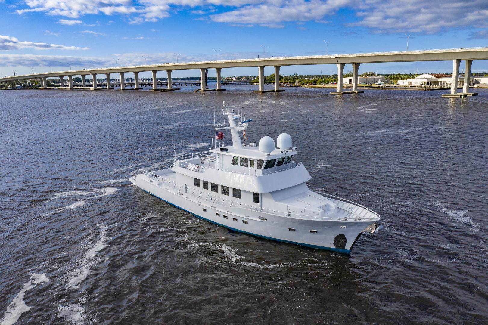 GlassTech-Expedition Yacht 2018-Reset Stuart-Florida-United States-Profile-1568544 | Thumbnail