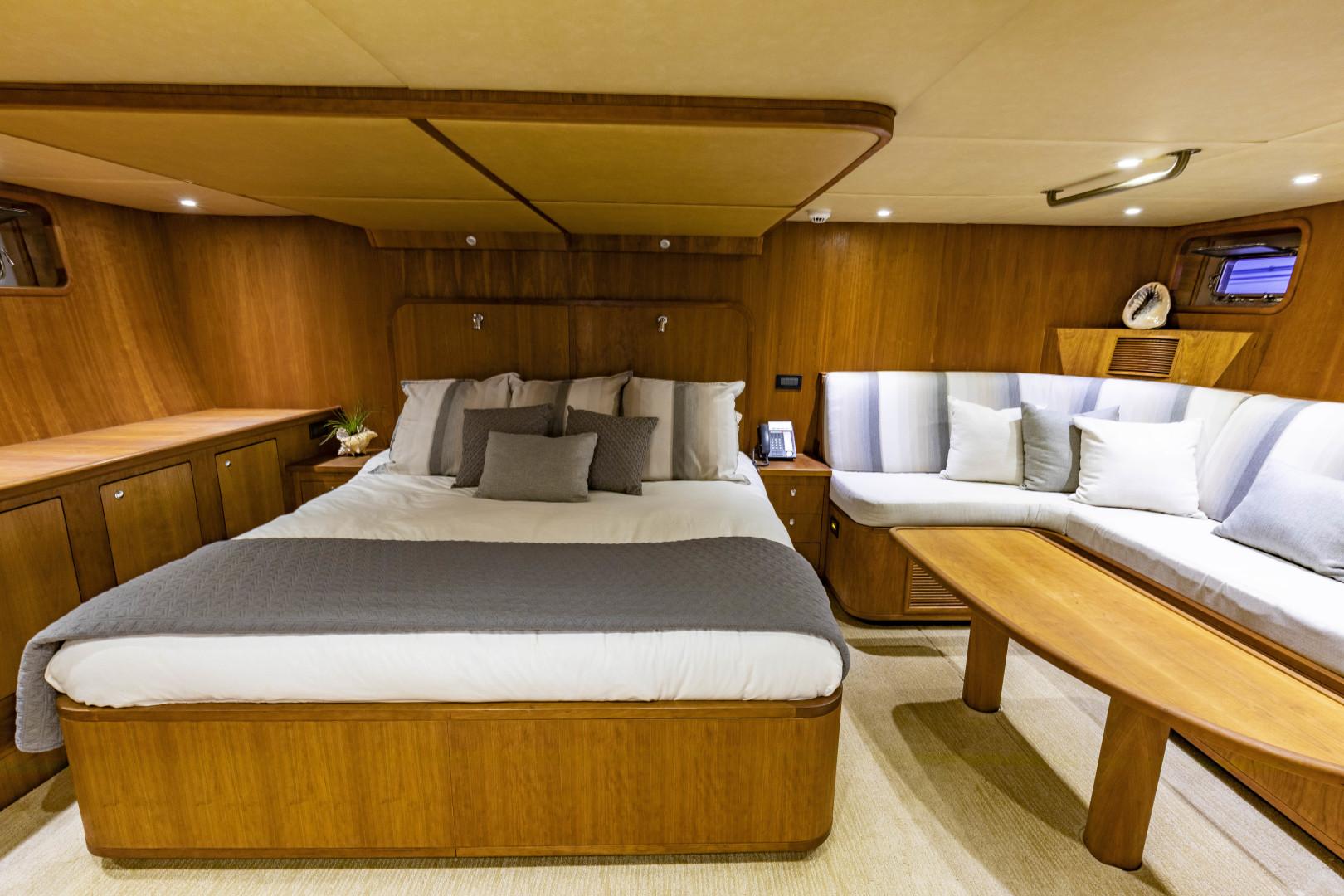 GlassTech-Expedition Yacht 2018-Reset Stuart-Florida-United States-Master Stateroom-1568698 | Thumbnail