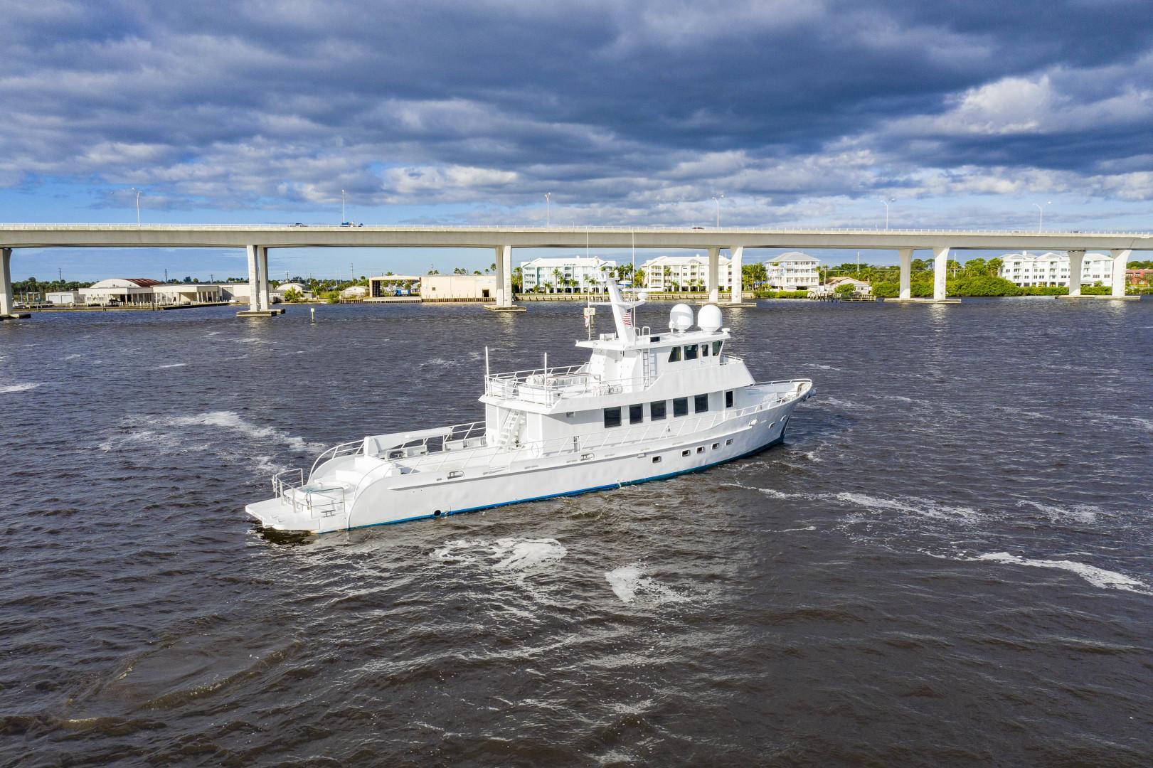 GlassTech-Expedition Yacht 2018-Reset Stuart-Florida-United States-Profile-1568539 | Thumbnail