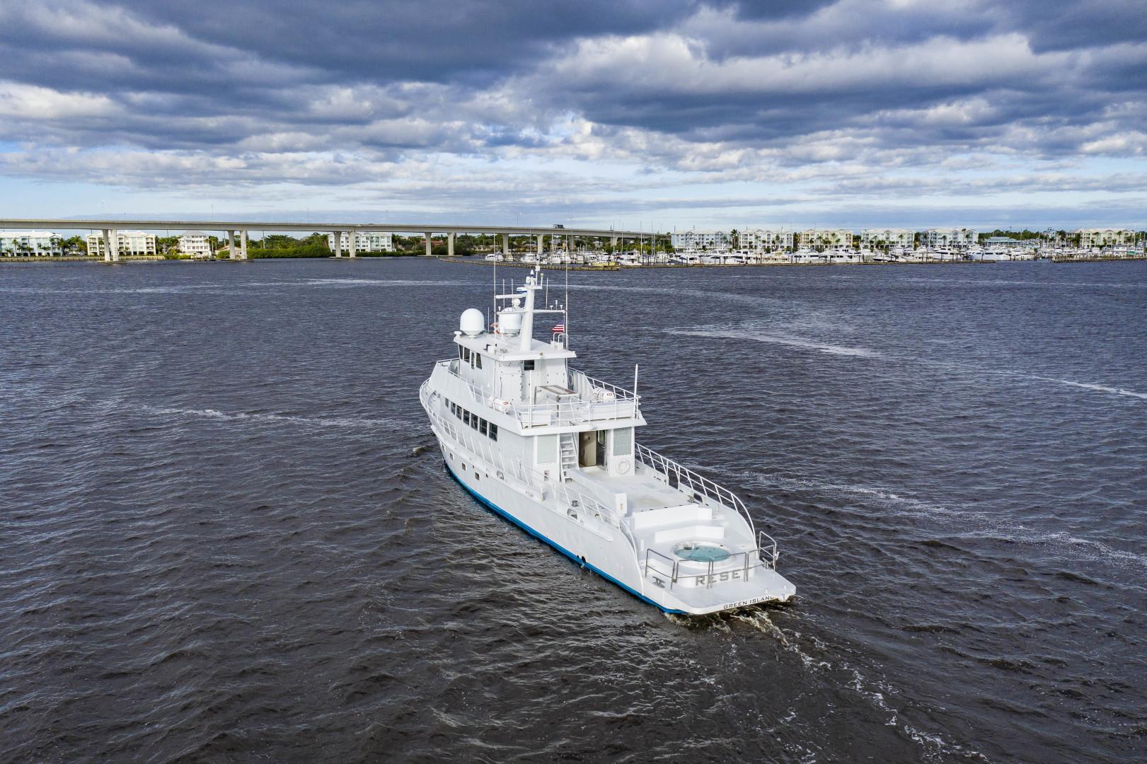 GlassTech-Expedition Yacht 2018-Reset Stuart-Florida-United States-Profile-1568529 | Thumbnail