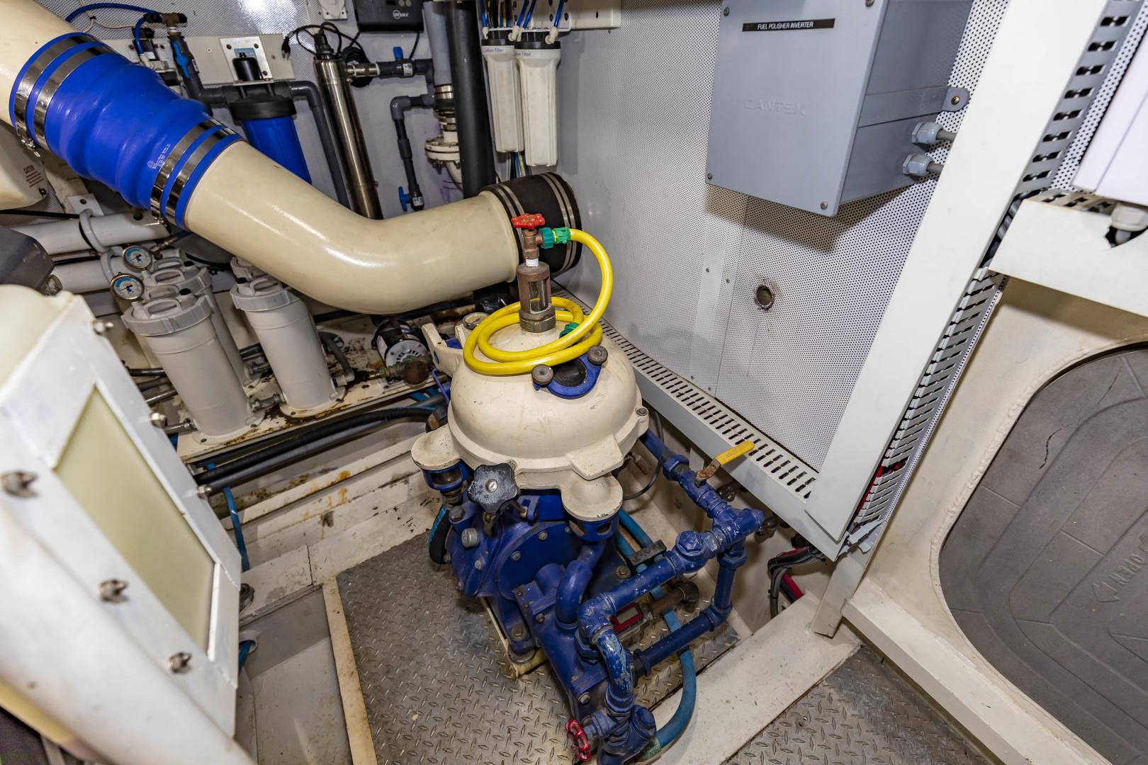 GlassTech-Expedition Yacht 2018-Reset Stuart-Florida-United States-Alpha Laval Fuel Polisher-1570481 | Thumbnail