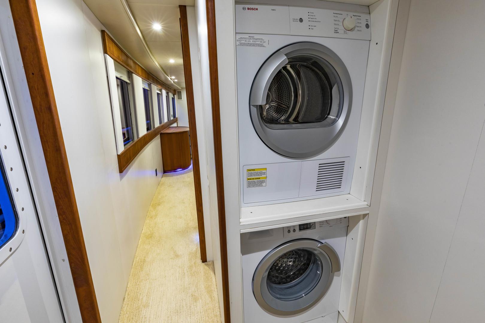 GlassTech-Expedition Yacht 2018-Reset Stuart-Florida-United States-Washer Dryer-1568708 | Thumbnail