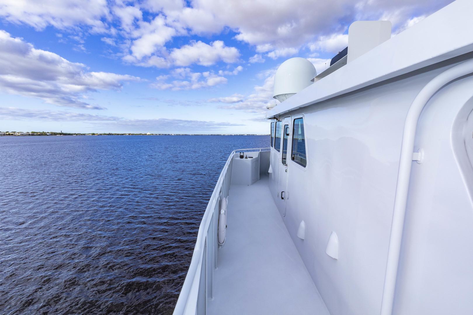 GlassTech-Expedition Yacht 2018-Reset Stuart-Florida-United States-Sidedeck-1568551 | Thumbnail