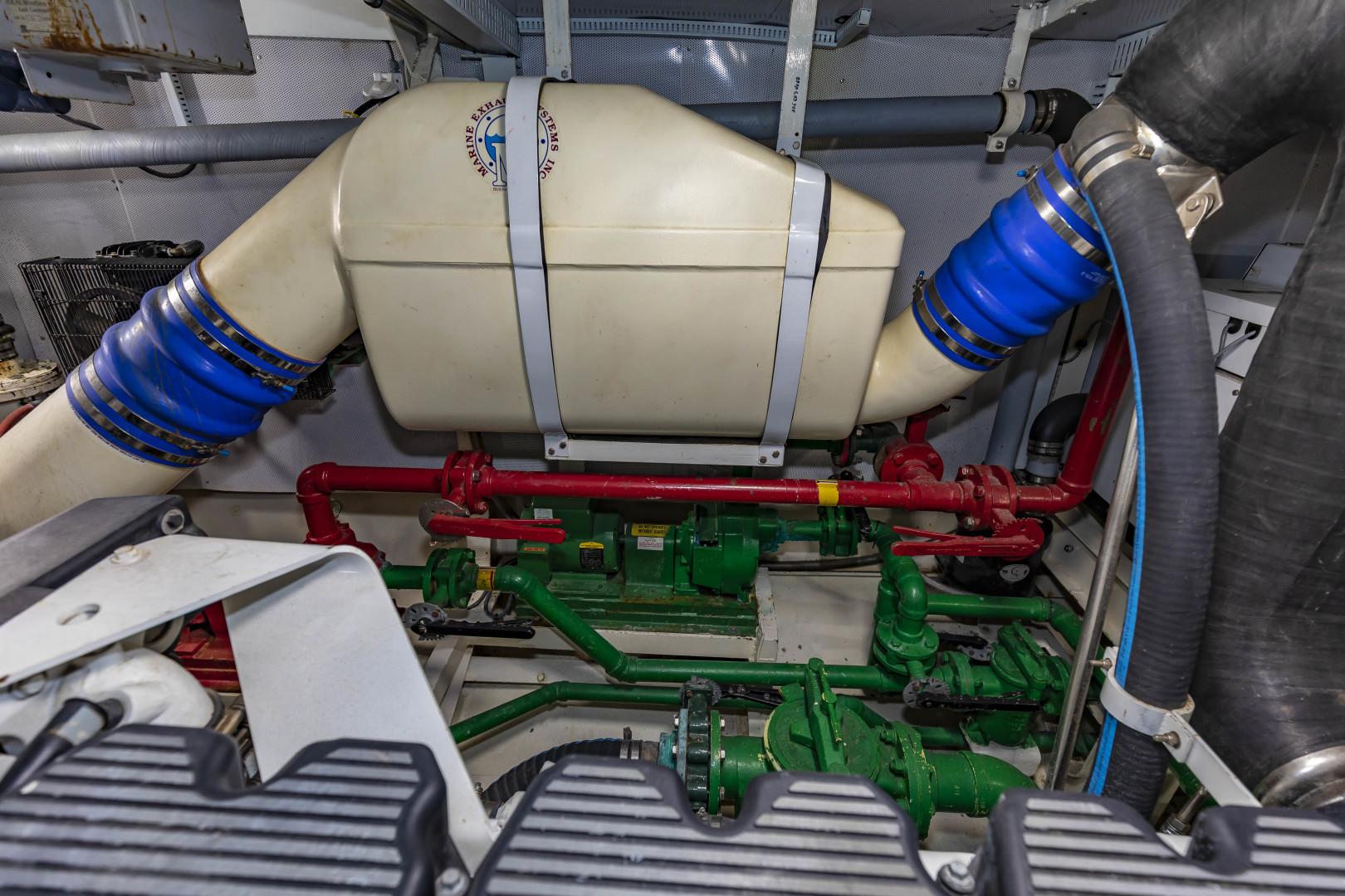 GlassTech-Expedition Yacht 2018-Reset Stuart-Florida-United States-Marine Exhaust Muffler-1570479 | Thumbnail