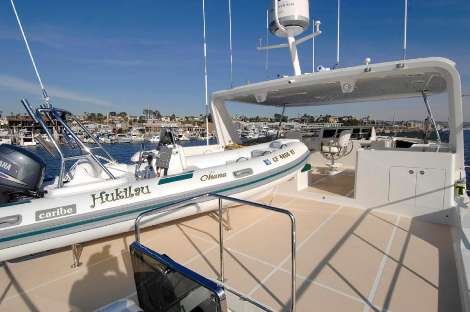 Offshore 2009-LESTIQUE Sarasota-Florida-United States-Boat Deck and Tender-1558753 | Thumbnail