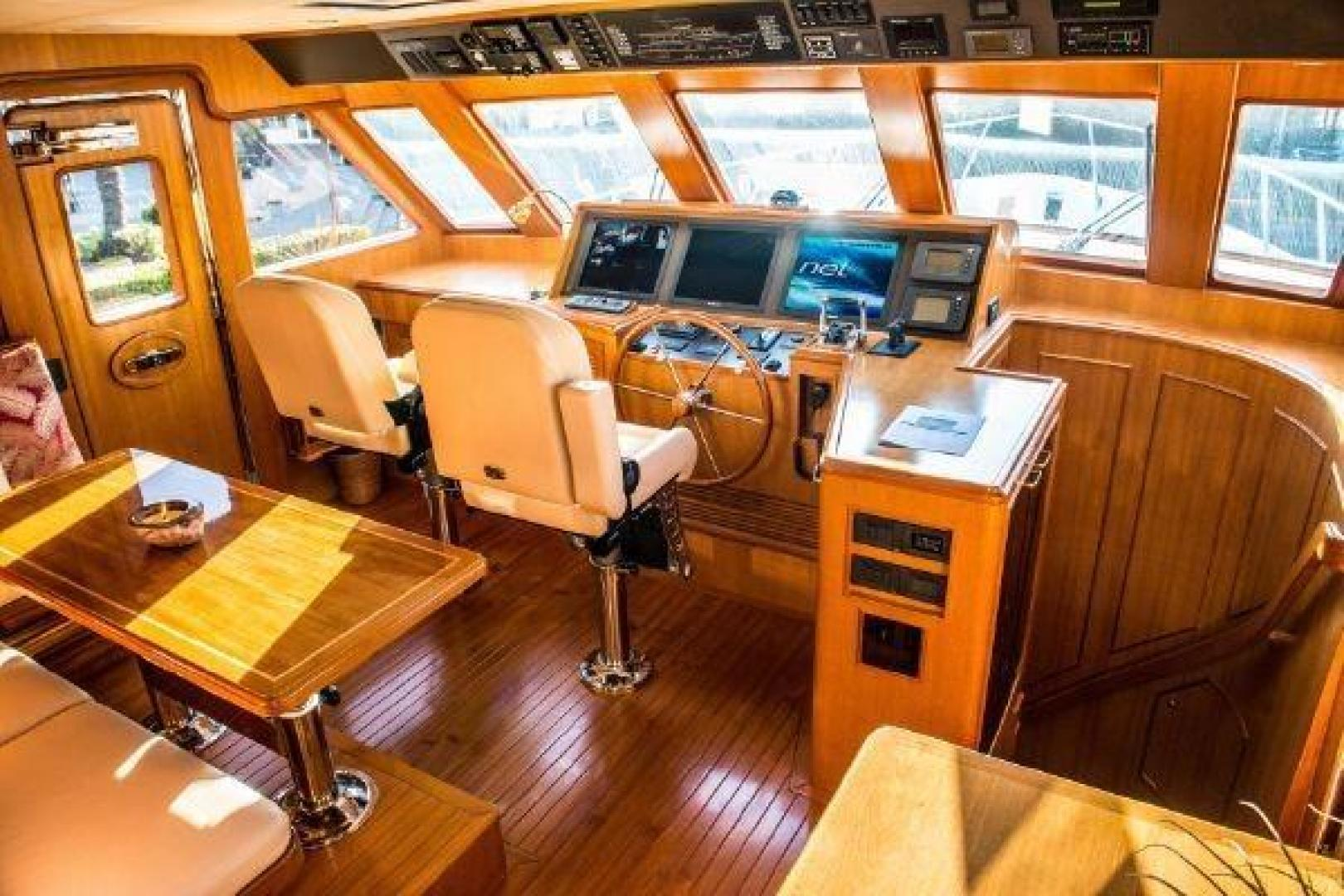 Offshore 2009-LESTIQUE Sarasota-Florida-United States-Pilothouse-1558745 | Thumbnail