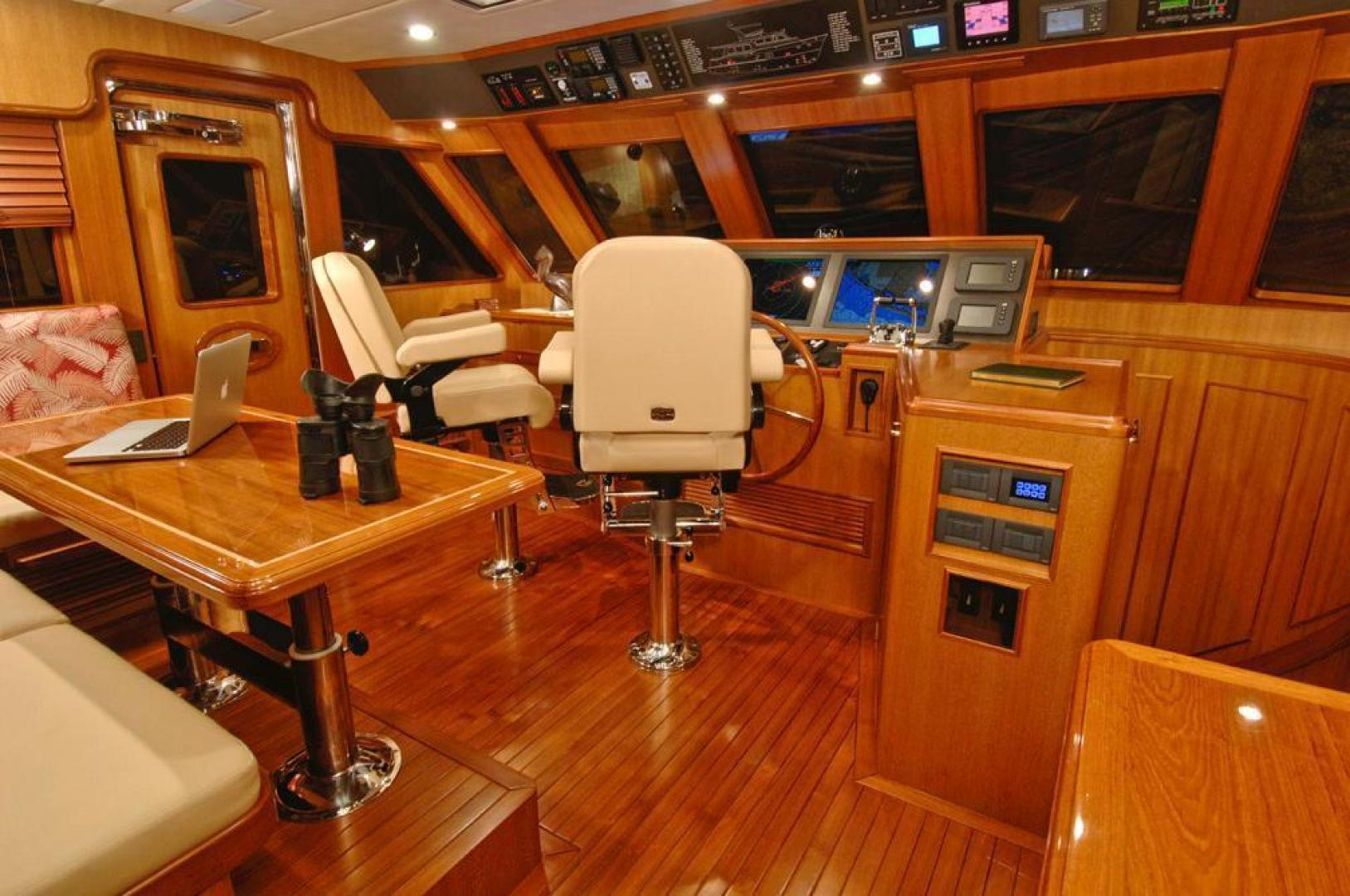 Offshore 2009-LESTIQUE Sarasota-Florida-United States-Pilothouse-1558746 | Thumbnail