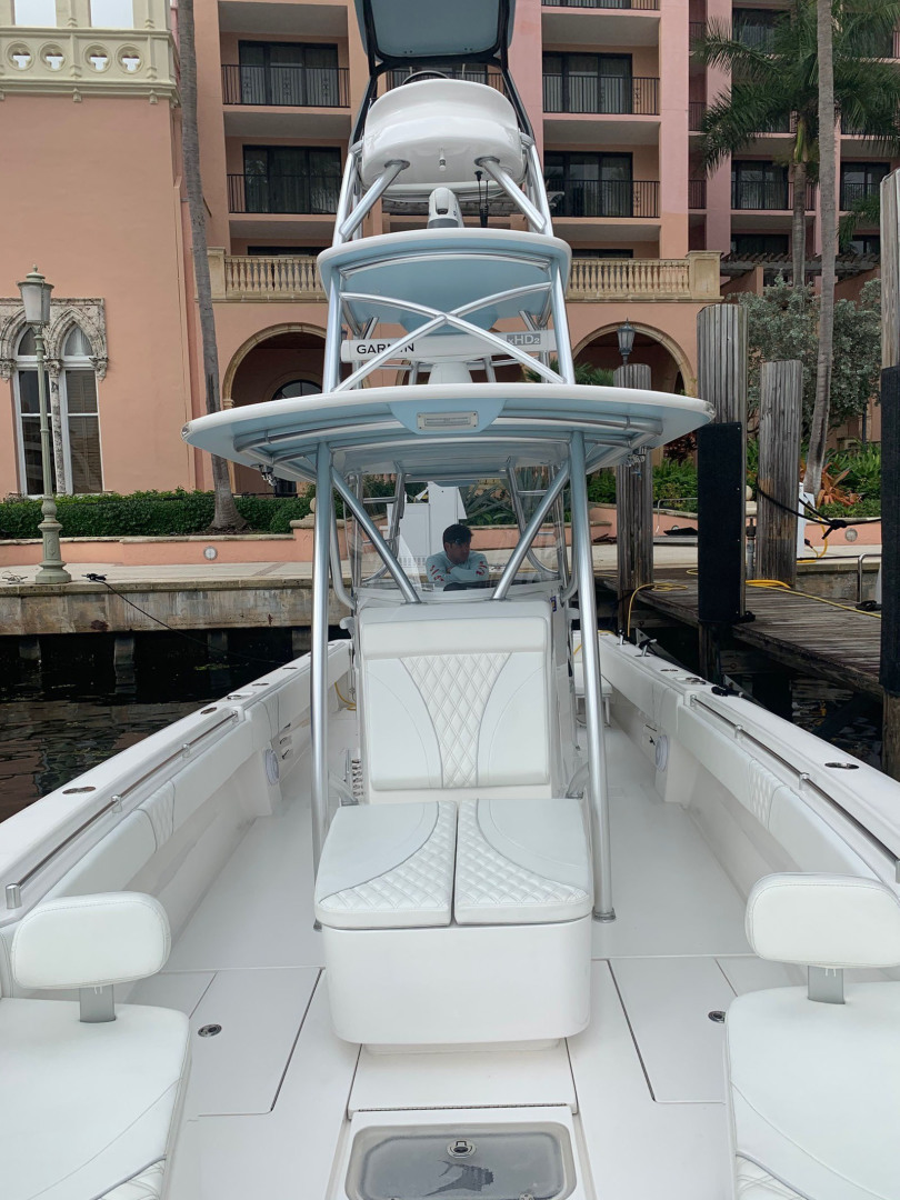 Contender-39 Step Hull w/SeaKeeper 2019-T/T Double Barrel Name Reserved Boca Raton-Florida-United States-Tuna Tower-1558936   Thumbnail