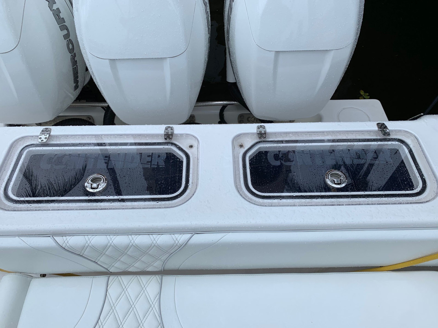 Contender-39 Step Hull w/SeaKeeper 2019-T/T Double Barrel Name Reserved Boca Raton-Florida-United States-Baitwells with Clear Lids-1558945   Thumbnail