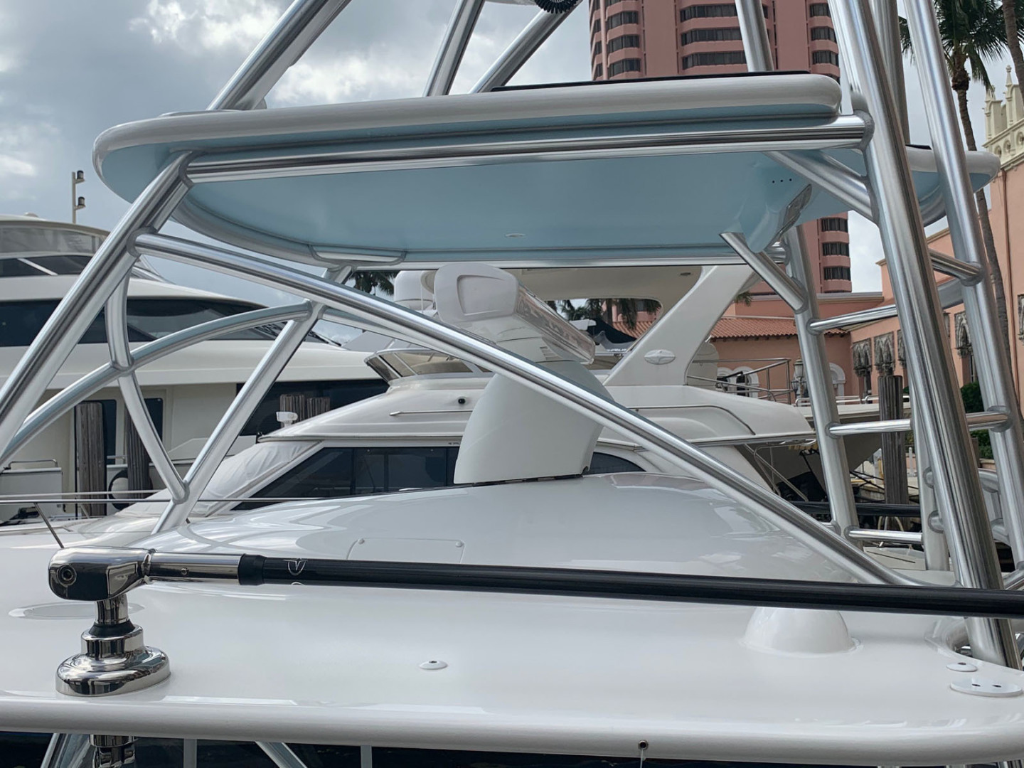 Contender-39 Step Hull w/SeaKeeper 2019-T/T Double Barrel Name Reserved Boca Raton-Florida-United States-Tower Hardtop-1558940   Thumbnail