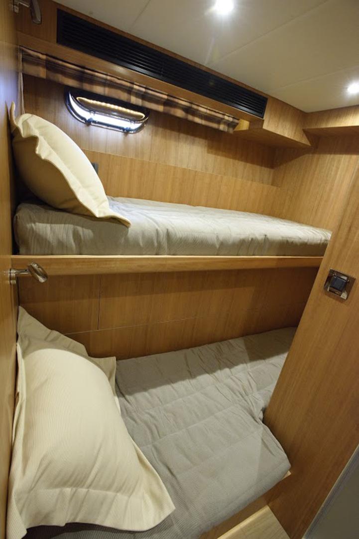 Johnson-Flybridge w/Hydraulic Platform 2022-JOHNSON 93 OPEN FB Taiwan Crew cabin aft to starboard-1559088 | Thumbnail