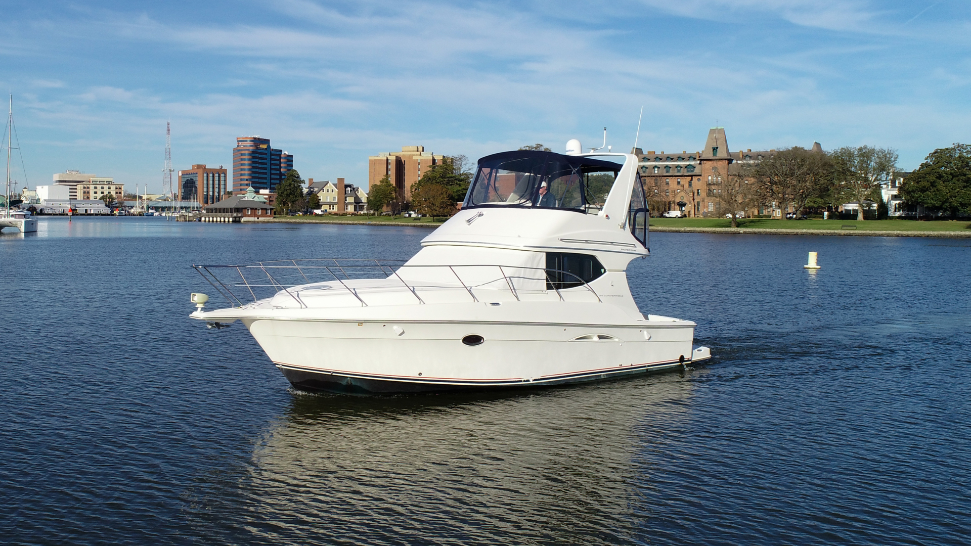 Silverton-34 Convertible 2005-Skipper 2 Hampton-Virginia-United States-1559575 | Thumbnail