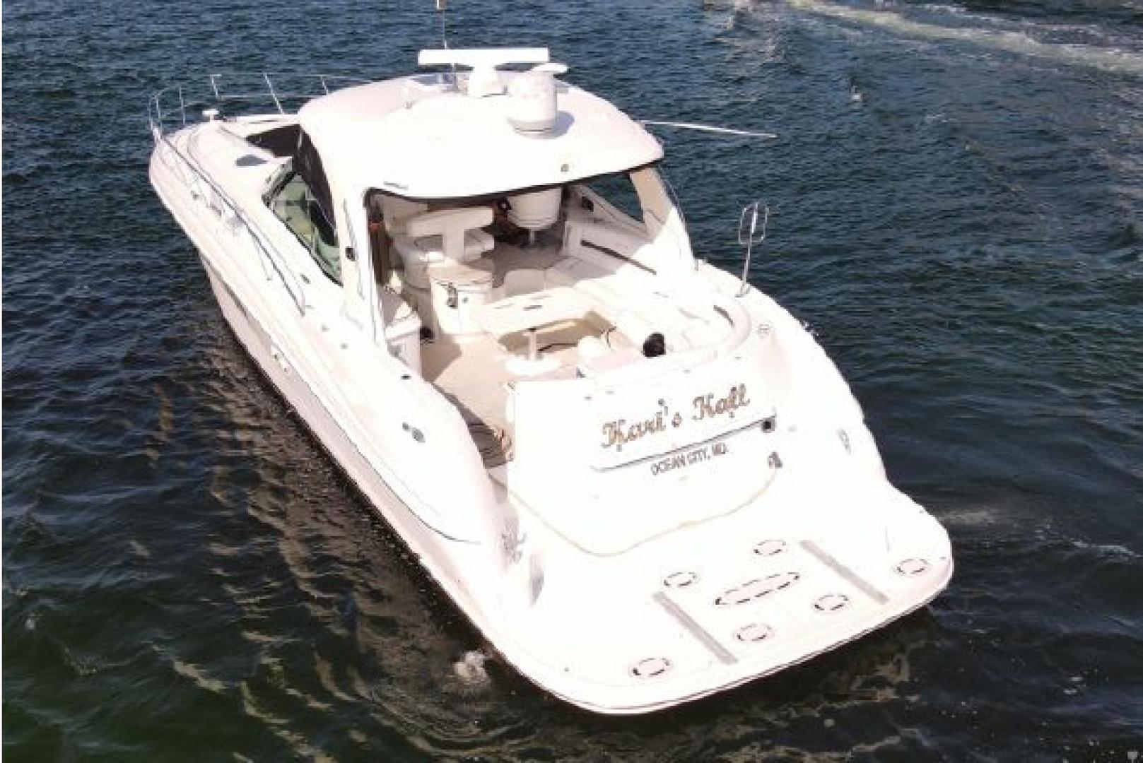 Sea Ray-52 Sundancer 2006 -Pompano Beach-Florida-United States-1559806 | Thumbnail