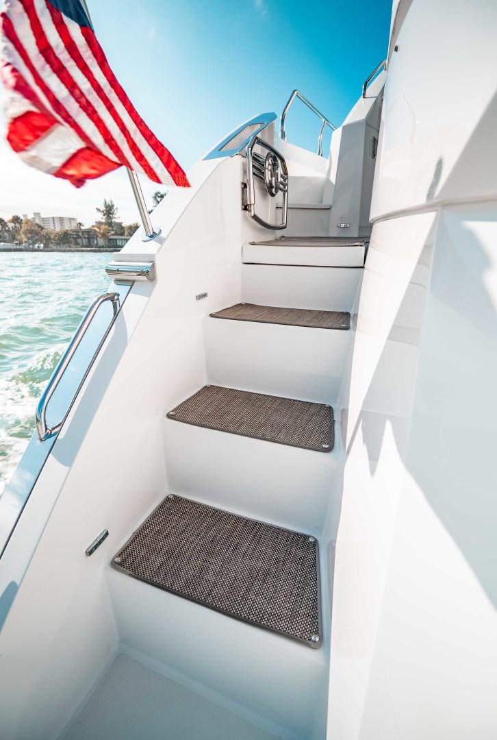 Cruisers-60 Cantius 2018-Sea Rhythm III Anna Maria-Florida-United States-2018 Cruisers 60 Cantius FB  Sea Rhythm III  Cockpit Access-1583311 | Thumbnail