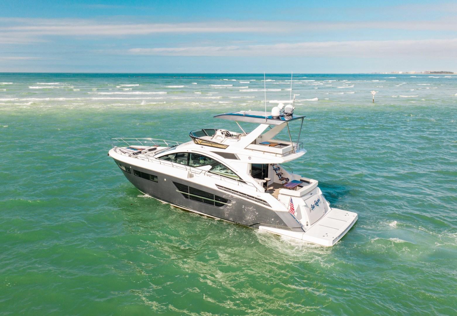 Cruisers-60 Cantius 2018-Sea Rhythm III Anna Maria-Florida-United States-2018 Cruisers 60 Cantius FB  Sea Rhythm III  Port Profile-1583319 | Thumbnail