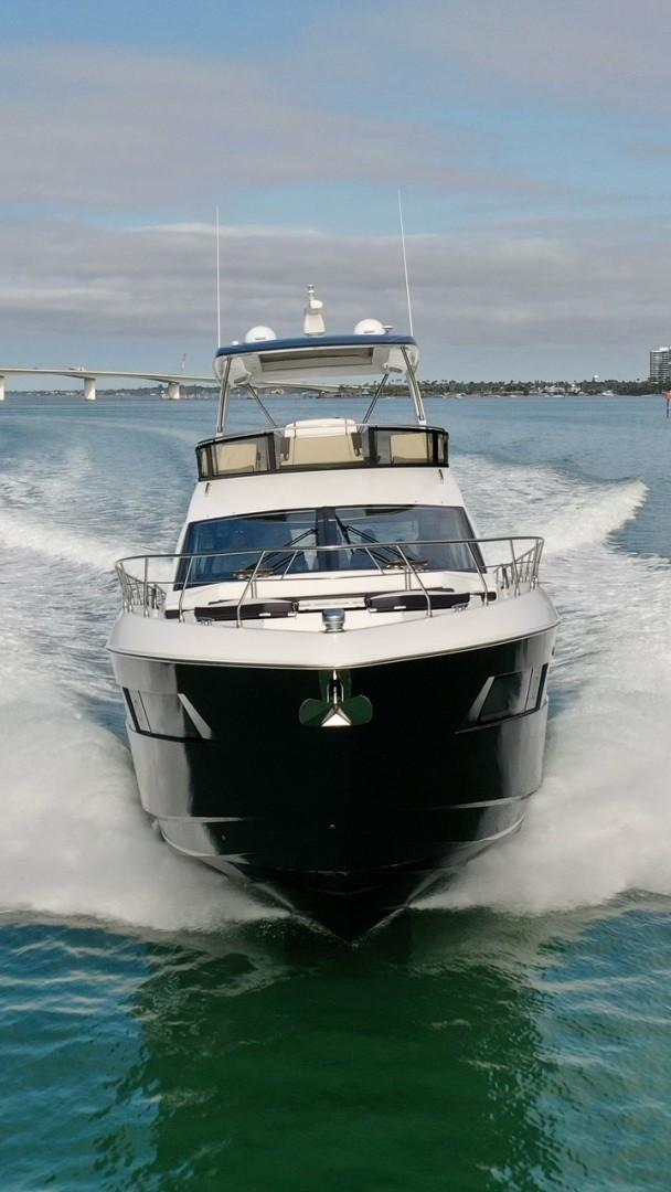 Cruisers-60 Cantius 2018-Sea Rhythm III Anna Maria-Florida-United States-2018 Cruisers 60 Cantius FB  Sea Rhythm III  Bow Profile-1577932 | Thumbnail