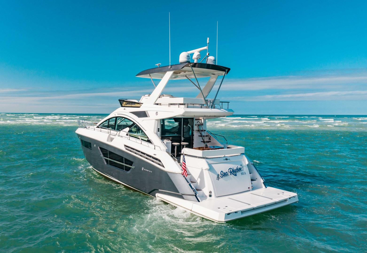 Cruisers-60 Cantius 2018-Sea Rhythm III Anna Maria-Florida-United States-2018 Cruisers 60 Cantius FB  Sea Rhythm III  Port Profile-1583323 | Thumbnail