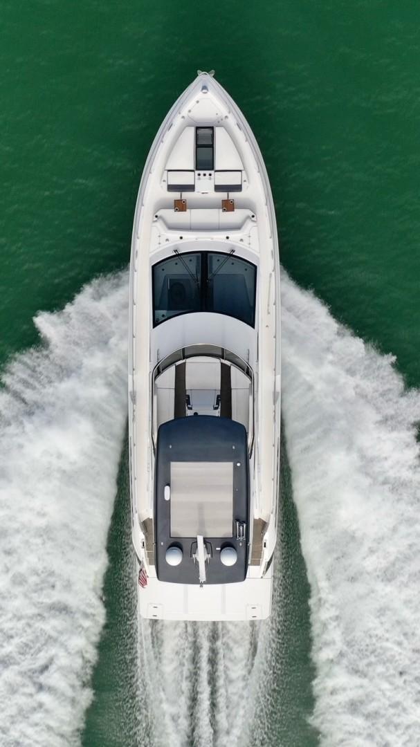 Cruisers-60 Cantius 2018-Sea Rhythm III Anna Maria-Florida-United States-2018 Cruisers 60 Cantius FB  Sea Rhythm III  Aerial Profile-1577934 | Thumbnail