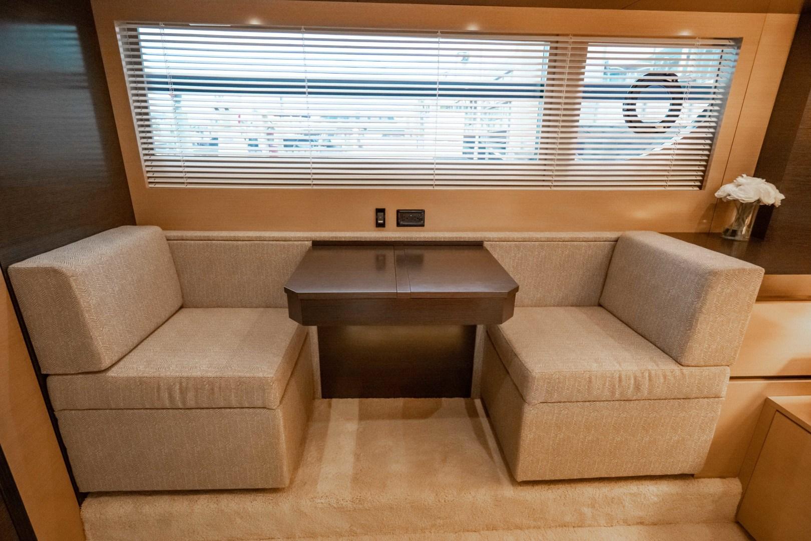 Cruisers-60 Cantius 2018-Sea Rhythm III Anna Maria-Florida-United States-2018 Cruisers 60 Cantius FB  Sea Rhythm III  Master Stateroom Seating-1583279 | Thumbnail