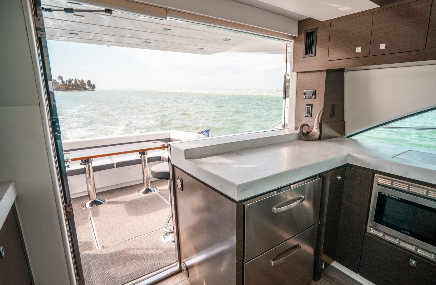 Cruisers-60 Cantius 2018-Sea Rhythm III Anna Maria-Florida-United States-2018 Cruisers 60 Cantius FB  Sea Rhythm III  Galley-1583315 | Thumbnail