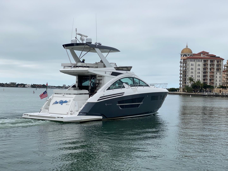 Cruisers-60 Cantius 2018-Sea Rhythm III Anna Maria-Florida-United States-2018 Cruisers 60 Cantius FB  Sea Rhythm III  Starboard Profile-1574278 | Thumbnail
