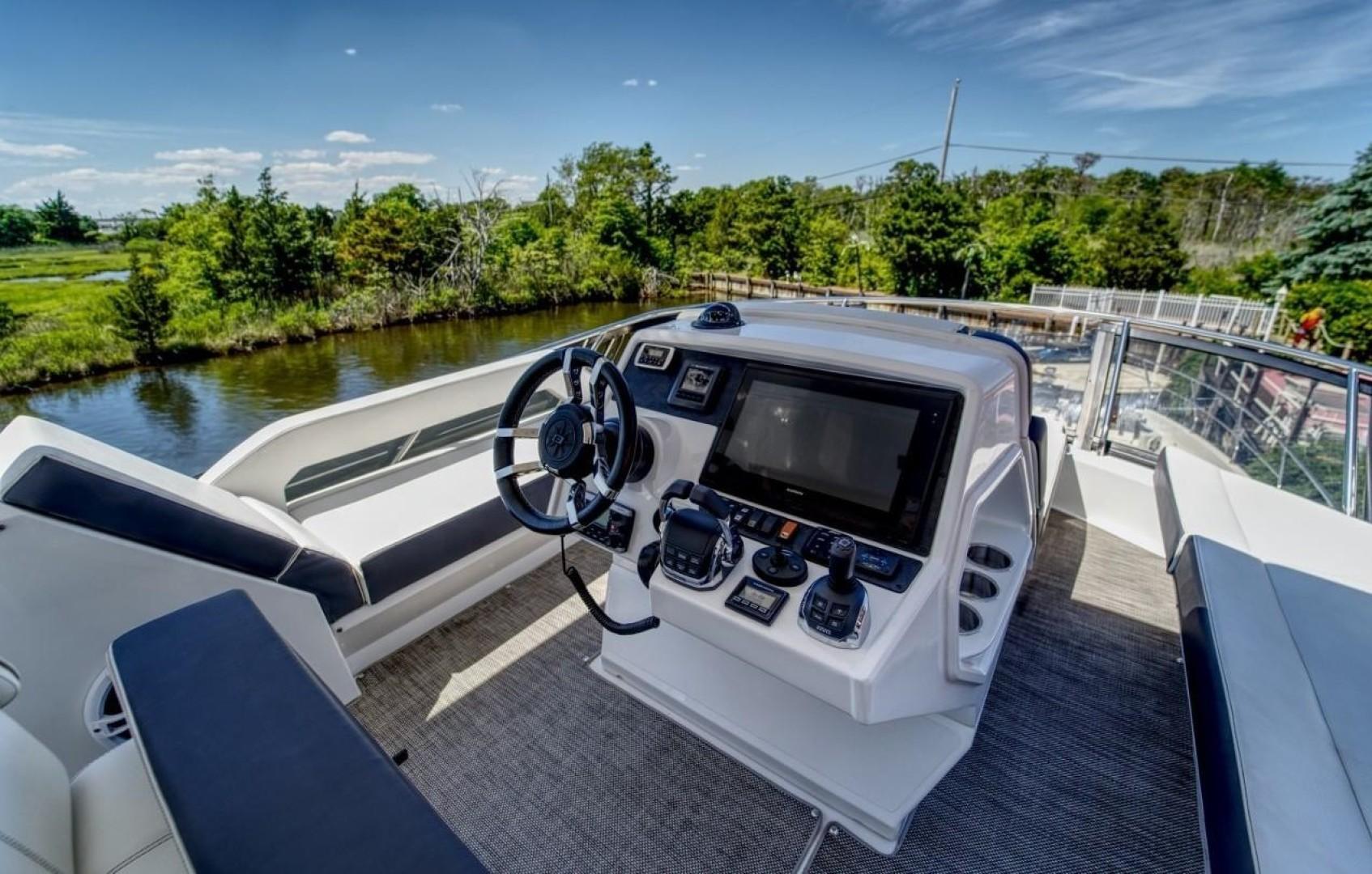 Cruisers-60 Cantius 2018-Sea Rhythm III Anna Maria-Florida-United States-2018 Cruisers 60 Cantius FB  Sea Rhythm III  Flybridge Helm-1578771 | Thumbnail