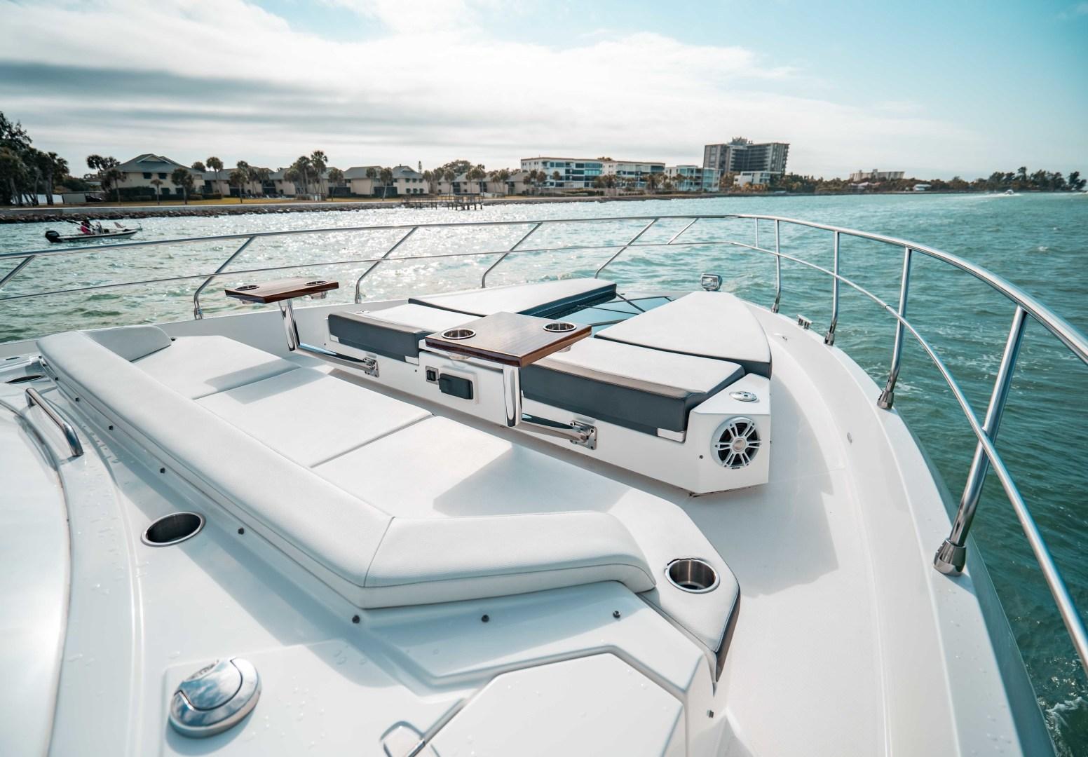Cruisers-60 Cantius 2018-Sea Rhythm III Anna Maria-Florida-United States-2018 Cruisers 60 Cantius FB  Sea Rhythm III  Bow Seating-1583314 | Thumbnail