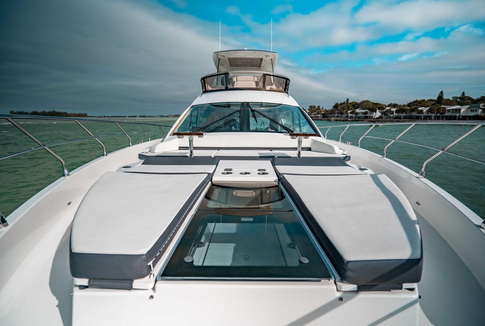 Cruisers-60 Cantius 2018-Sea Rhythm III Anna Maria-Florida-United States-2018 Cruisers 60 Cantius FB  Sea Rhythm III  Bow Seating-1583306 | Thumbnail