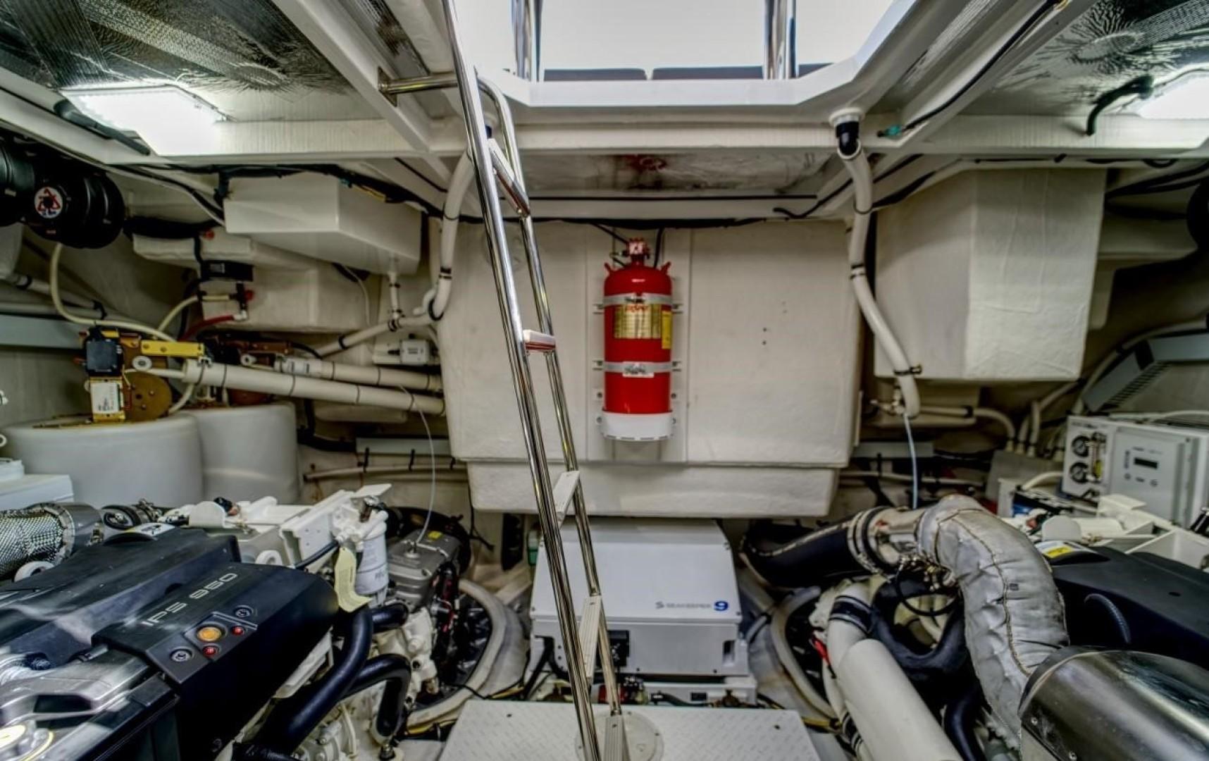 Cruisers-60 Cantius 2018-Sea Rhythm III Anna Maria-Florida-United States-2018 Cruisers 60 Cantius FB  Sea Rhythm III  Engine Room-1578787 | Thumbnail