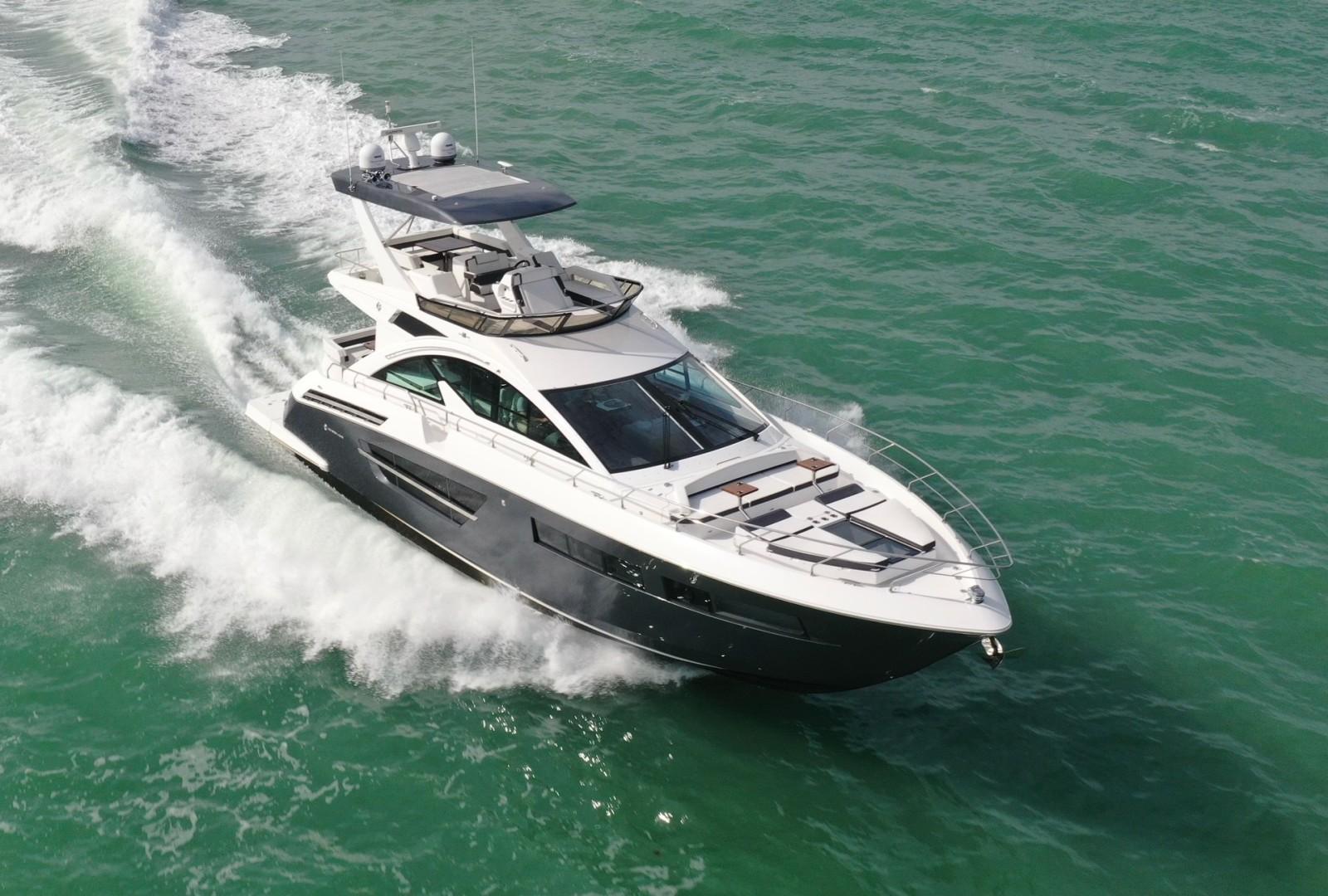 Cruisers-60 Cantius 2018-Sea Rhythm III Anna Maria-Florida-United States-2018 Cruisers 60 Cantius FB  Sea Rhythm III  Aerial Profile-1577937 | Thumbnail