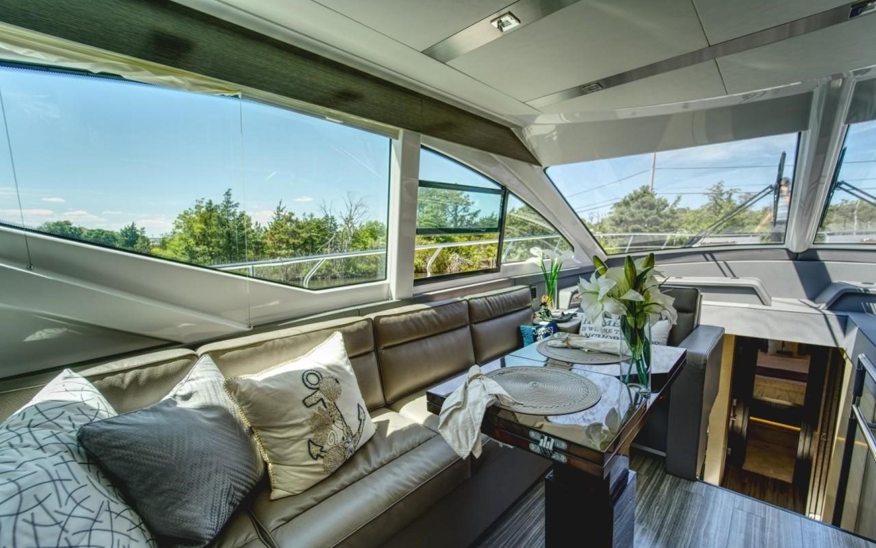 Cruisers-60 Cantius 2018-Sea Rhythm III Anna Maria-Florida-United States-2018 Cruisers 60 Cantius FB  Sea Rhythm III  Salon Seating-1578774 | Thumbnail
