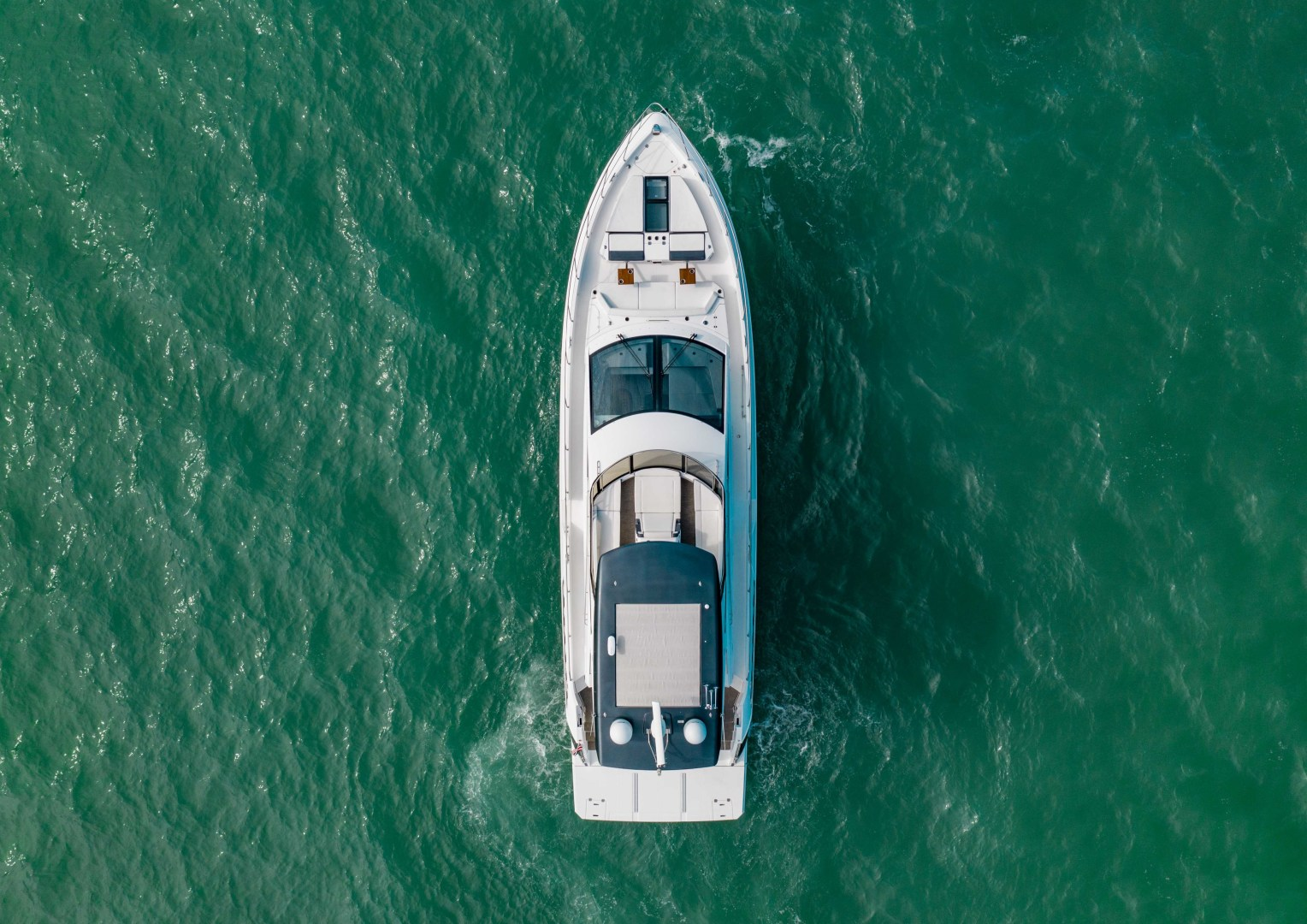 Cruisers-60 Cantius 2018-Sea Rhythm III Anna Maria-Florida-United States-2018 Cruisers 60 Cantius FB  Sea Rhythm III  Aerial Profile-1583325 | Thumbnail