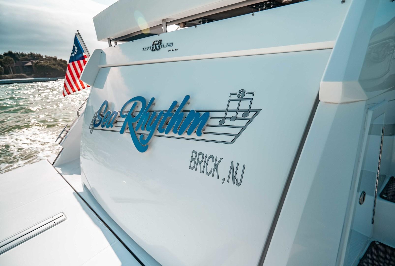 Cruisers-60 Cantius 2018-Sea Rhythm III Anna Maria-Florida-United States-2018 Cruisers 60 Cantius FB  Sea Rhythm III  Transom-1583310 | Thumbnail